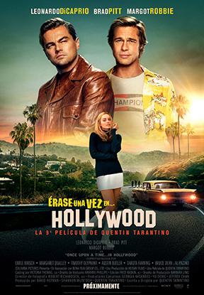 Erase una vez en Hollywood