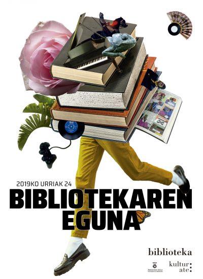 Biblioteka Eguna 2019