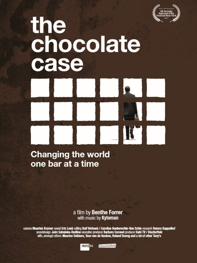 Poster Chocolate Case